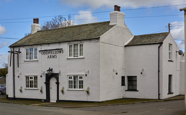 Oddfellows Arms - Bolton Low Houses