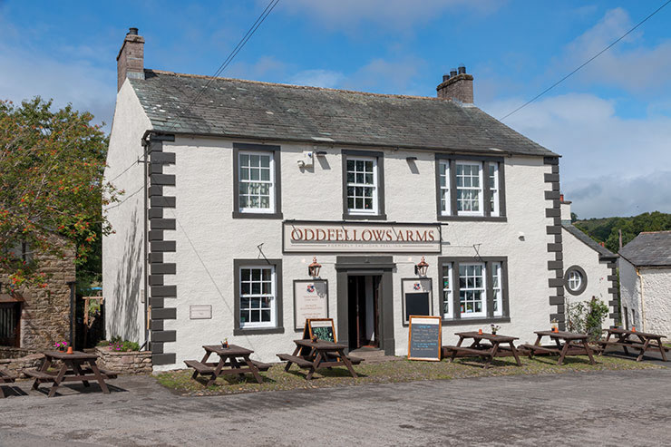 Oddfellows Arms - Caldbeck