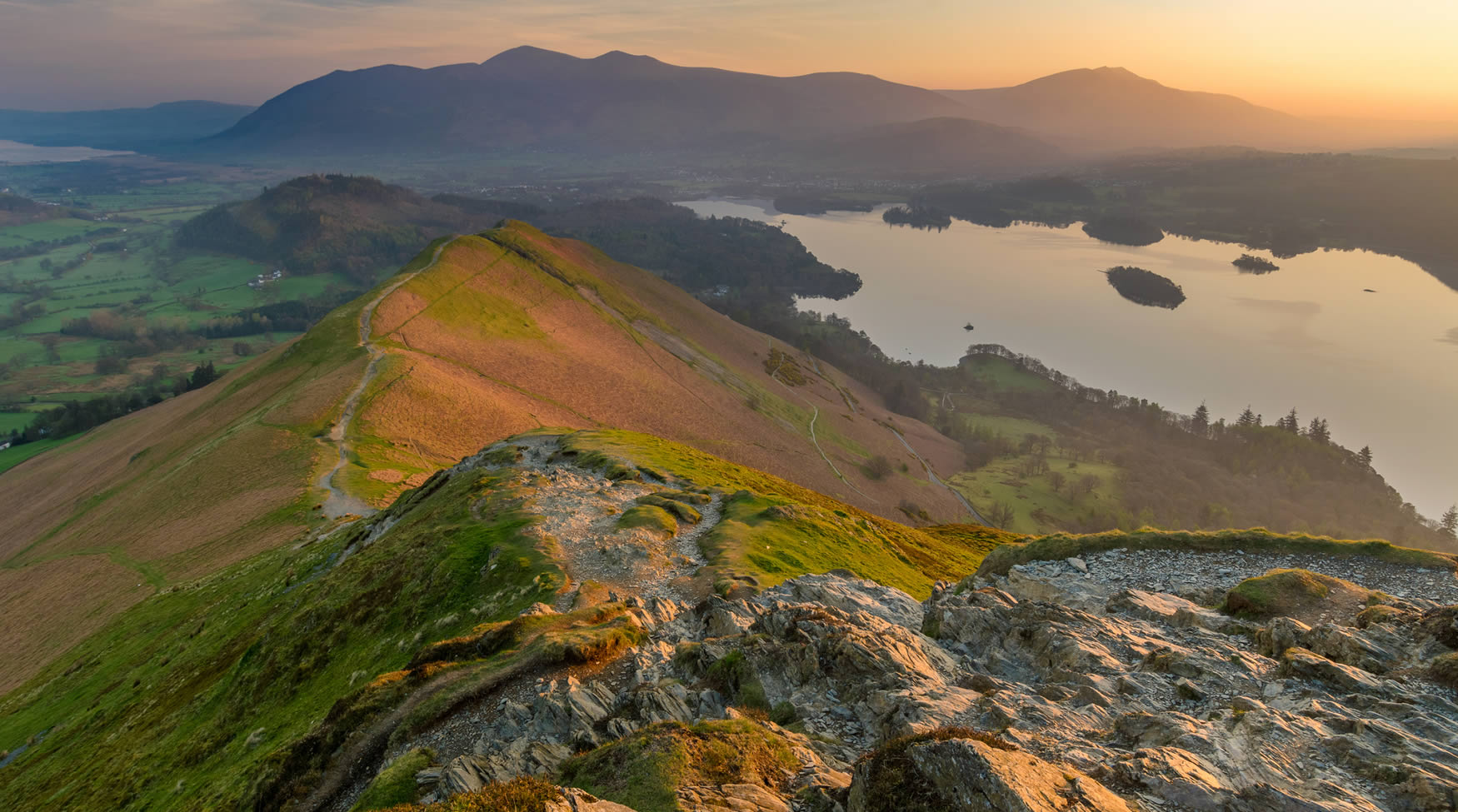 catbells-keswick-lake-district