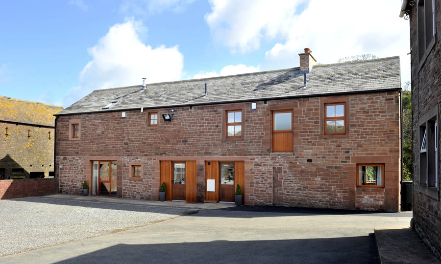 Red Hall Farm Holiday Cottages near Wigton and the Lake District in Cumbria